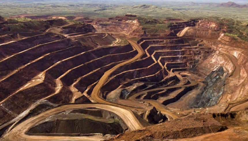 The critical role of geospatial mapping for mining