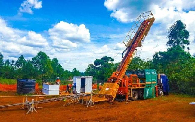 Acacia Mining strikes gold in Kenya