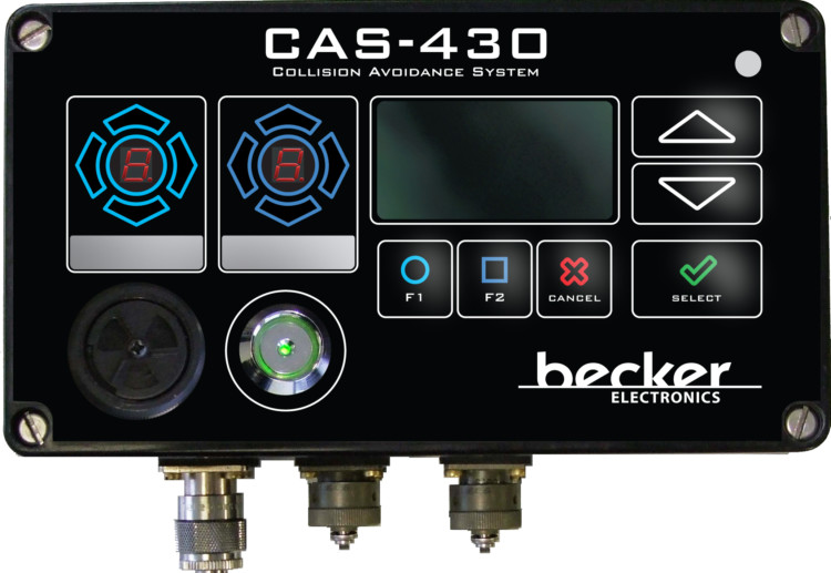 Becker Mining South Africa's proximity detection systems for enhanced safety on the mines