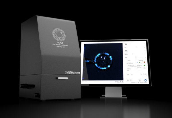 De Beer's diamond screening device nominated for innovation awards