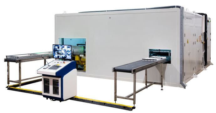 thyssenkrupp proudly introduces to Africa revolutionary X-ray technology that finds gold faster
