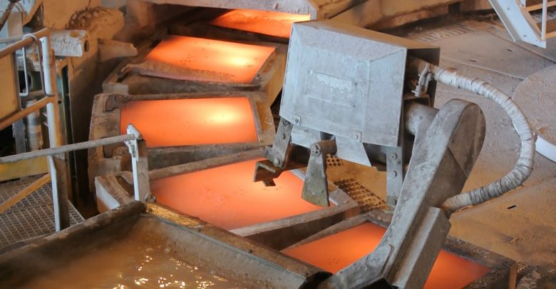Zambia first-half copper output drops 4%