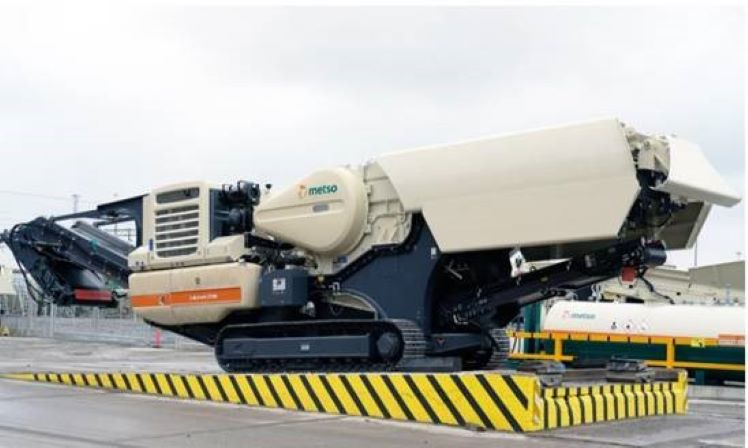 Metso to deliver freeze-proofed crushing and screening plants to Antarctica – operating temperature as low as -40 °C
