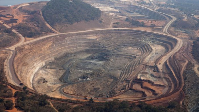 Katanga seeks damages of about $258-million from China MMG's Kinsevere mine in Congo