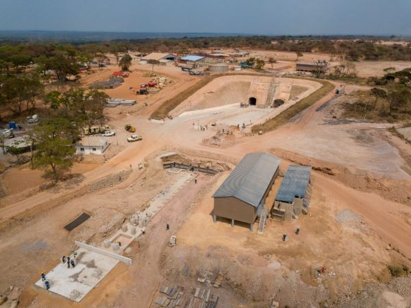 Ivanhoe on track to start production in the 3rd  quarter of 2021 for DRC copper mine
