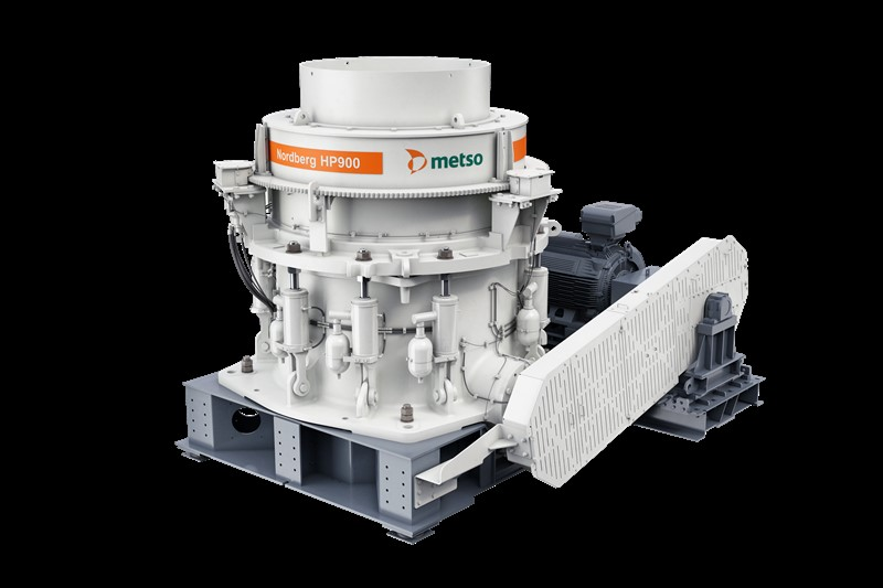 Metso introduces Nordberg® HP900 cone crusher for increased performance