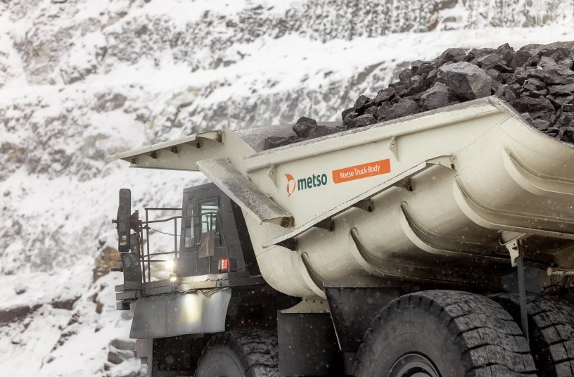 Central Europe gets its first two Metso Truck Bodies into operation