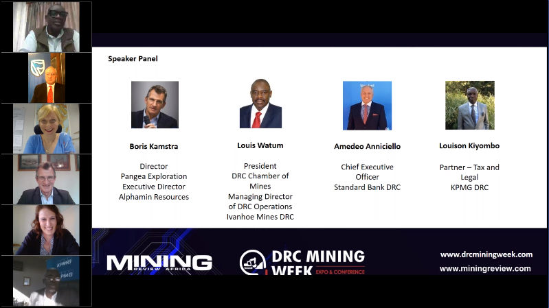 """DRC mining in post-COVID: """"Survival of the fittest"""""""