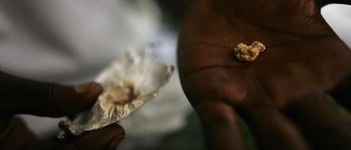 Smuggled gold costs DRC approximately US $1.9m -UN report