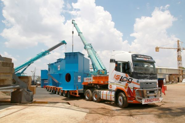 Crushing' the competition: Betterect builds semi-mobile crushing plant for Mozambique mine