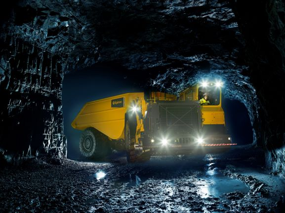 Epiroc further improves the highest payload capacity underground truck in the world