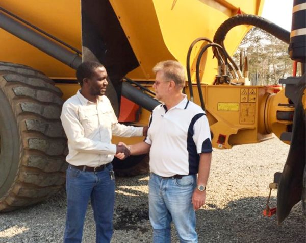 Dafo Vehicle Fire Protection expands its business in the African continent