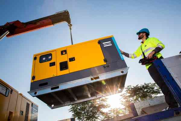 Atlas Copco QES generators give customers what they want - reliable, predictable, stable power in less than ten seconds!