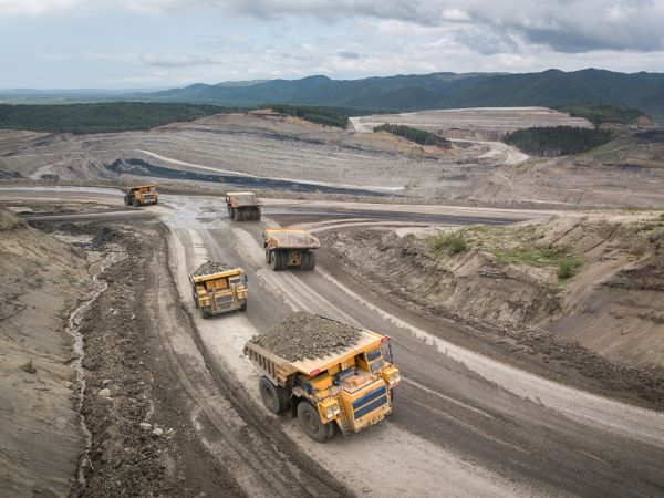 East Mining Company and Zyfra presented a digitalization project at Solntsevsky coal strip mine