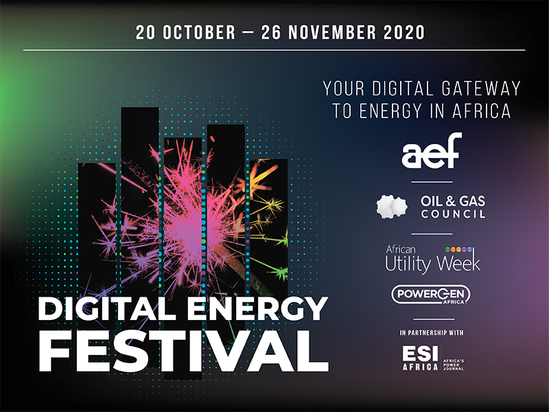 Digital Energy Festival for Africa on continent's 'staggering' hydropower potential