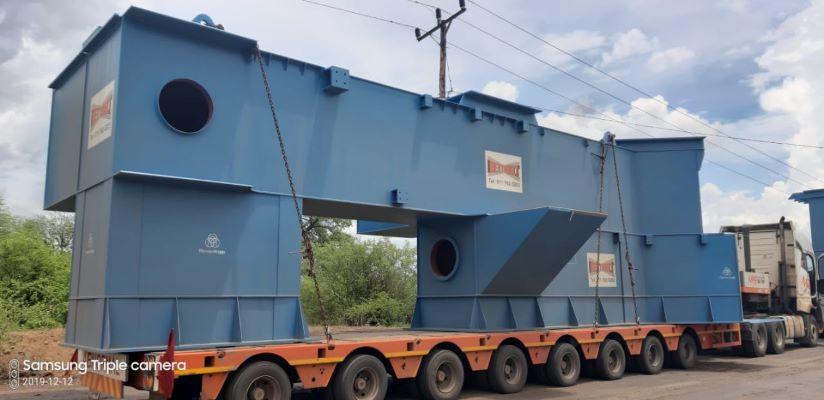 Betterect's Vamosem semi-mobile crusher plant: 'steeling the show' at Steel Awards 2020