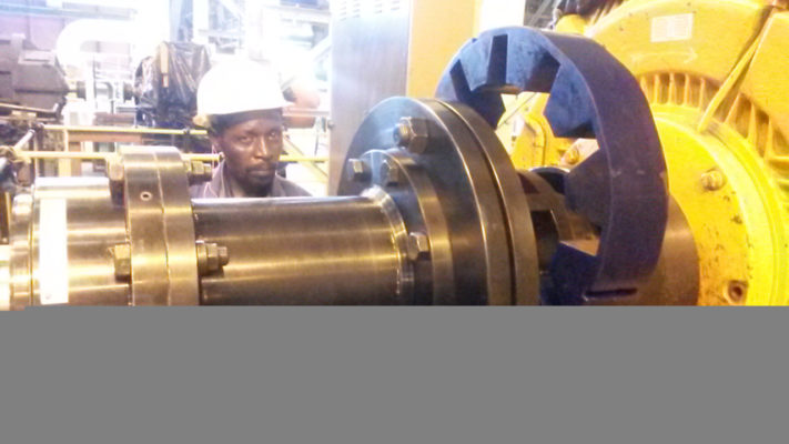 BMG offers maintenance-free heavy-duty couplings and wedge belts for enhanced operating reliability in the most demanding environments.