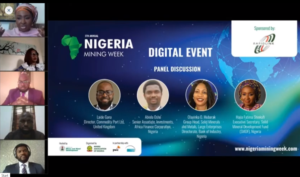 Solid Mineral Development Fund creates huge excitement at Digital #NMW