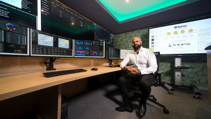 New cutting-edge Epiroc Control Tower takes remote online customer support to new levels!