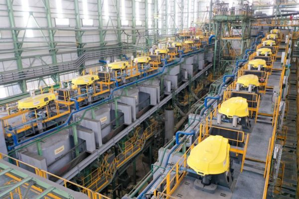Metso Outotec delivers flotation technology to GTK's pilot plant