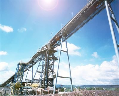 Metso Outotec introduces full range of overland conveyors for economic and energy-efficient bulk material transportation