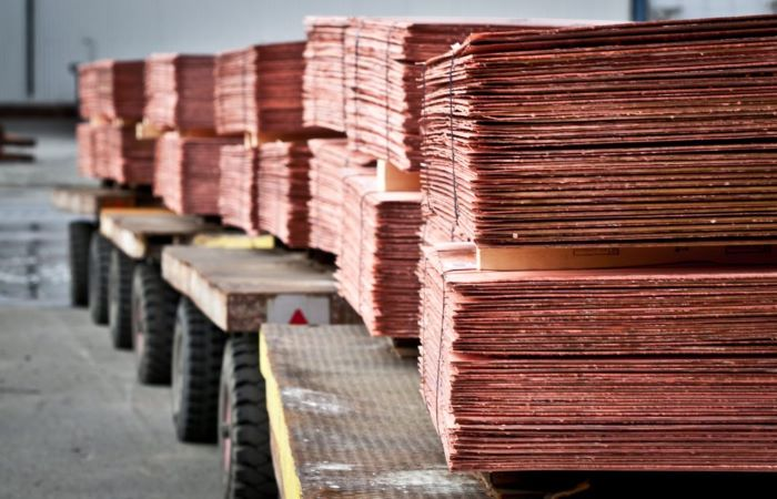 Zambia leverages copper output on demand for electric vehicles