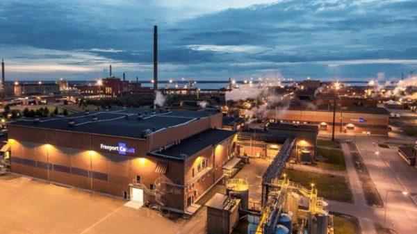 Jervois Mining to buy Finland-based Freeport Cobalt